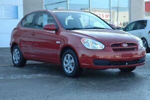 2009 Hyundai Accent GL + AUTOMATIQUE + AC