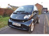 SMART CITY 0.7 BRABUS 3DR (PART SERVICE HISTORY, LOW MILEAGE)