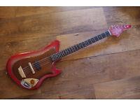 Unique Prototype electric guitar hand built in Somerset