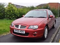 ROVER 25 1.4 GLi 5DR PETROL ( FULL LEATHER SEATS)