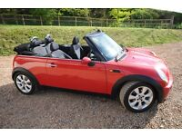2006 MINI MINI ONE RED 11 months MOT, 4 Good Tyres, Lady Owner