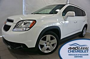 2013 Chevrolet Orlando LTZ*7 PLACES*BLUETOOTH*
