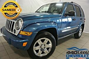 2005 Jeep Liberty Limited  ** OUVERT LE SAMEDI **
