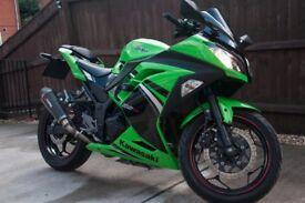 Kawasaki Ninja 300 Special Edition - Low Mileage 2014