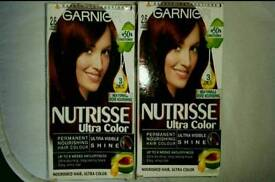 2 x boxes of hair dye ** brand new **