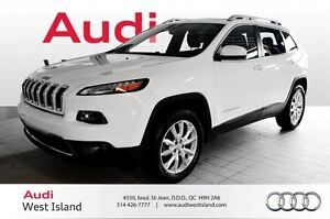 2014 Jeep Cherokee Limited 4WD NAVIGATION