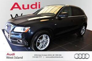 2013 Audi Q5 PREMIUM,S-LINE
