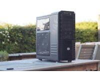 Cooler Master HAF 932 Advanced Black, Full Tower Performance Case