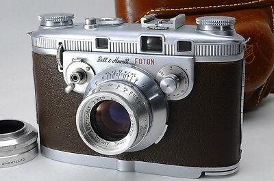 35-мм камеры Bell & Howell Foton