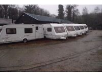 R&K CARAVANS FOR QUALITY USED CARAVANS, 12 MONTHS WARRANTY