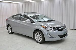 2015 Hyundai Elantra SPORT ECO SEDAN w/ BLUETOOTH, HTD SEATS, SU
