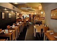 Waiting staff full time for friendly Japanese restaurant