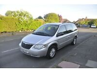 2005 CHRYSLER GRAND VOYAGER 2.8CRD LX AUTO