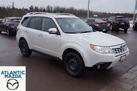 2012 Subaru Forester 2.5X Limited! Guaranteed Approval!