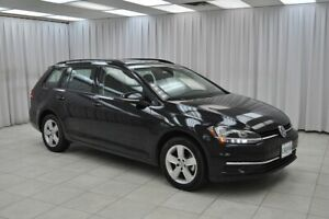 2018 Volkswagen Golf 4-MOTION AWD TURBO w/ BLUETOOTH, HEATED SEA