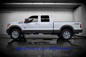 2015 Ford F-350 CREW CAB KING RANCH 4X4 FX4