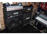 Laney GH100TI Toni Iommi amp plus cab. Previous model in great condition. £700 ONO