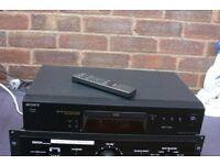 SONY CDP-XE370 CD PLAYER