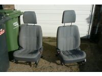 toyota hilux seats free for collection