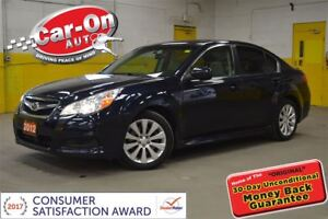 2012 Subaru Legacy 3.6R Limited AWD LEATHER SUNROOF LOADED