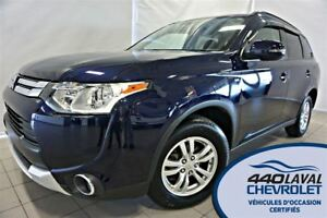 2015 Mitsubishi Outlander SE AWD BLUETOOTH