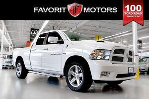 2012 Dodge Ram 1500 Sport HEMI 4X4 | LTHR | PWR DRIVER SEAT | SI