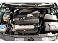 Genuine 01-2005 Seat leon auti tt golf mk4 mk3 mk1 mk2 1.8T engine + turbo clutch injectors complete