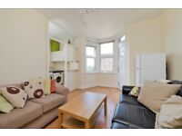 Fulham Palace Road - spacious and well-presented three double bedroom second floor flat.