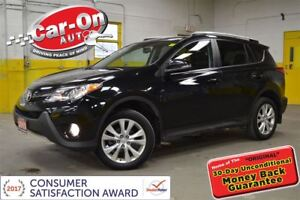 2013 Toyota RAV4 Limited AWD LEATHER SUNROOF LOADED