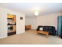 A spacious one double bedroom ground floor flat to rent on Worple Road