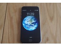 iPhone 6 space grey 16GB, perfect condition, unlocked