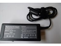 LAPTOP AC ADAPTER 19V 3.42A 65W MAINS CHARGER POWER SUPPLY