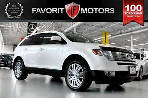 2010 Ford Edge Limited AWD   REAR PARKING AID   PANORAMIC SUNROO