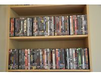DVD Collection (200+)