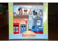 Happyland Sets (priced separately) Vet, Toy shop, Cottage, Train, Track etc. - Excellent Condition