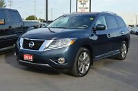 2014 Nissan Pathfinder PLATINUM EVERY POSSIBLE OPTION