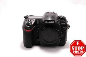 USED NIKON DSLR CAMERA BODY