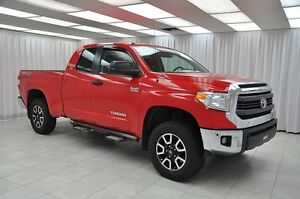 2014 Toyota Tundra SR5 TRD 4x4 OFFROAD 5.7L iFORCE 4DR 5PASS DOU