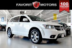 2011 Dodge Journey R/T AWD | LEATHER | MEDIA INPUT