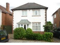 3 bed detached house with garage for rent