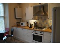 Festival, holiday or short term let. Central Edinburgh. Close to venues. Wifi. Cot, hi chair.