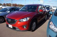 2014 Mazda CX-5 GS! AWD! 0.9% Financing! Dealer Maintained