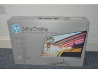 HP 24f Ultraslim Full HD Monitor (1920 x1080) 23.8 Inch (1 HDMI, 1 VGA)