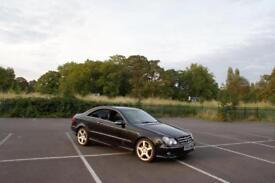 Mercedes clk fsh