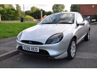 Ford Puma 2000, 3 door hatchback