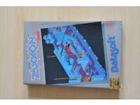 Very Rare Retro Apple II Game - The official Zaxxon by Sega, Thatcham, Berkshire