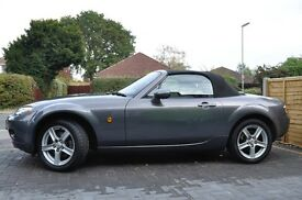 Mazda mx5 stunning car. lovely condition nay 42000 miles full history