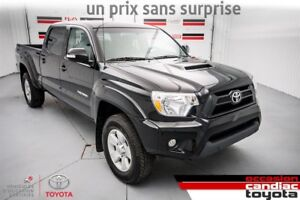 2015 Toyota Tacoma V6 * 4X4 * TRD SPORT * SEULEMENT 42377 KM *