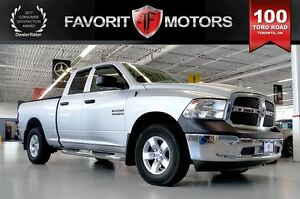 2013 Dodge Ram 1500 ST 4X4 FLEX FUEL | TRIFECTA COVER |  XM RADI