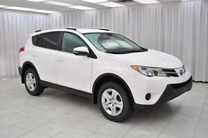 2014 Toyota RAV4 LE ECO FWD SUV w/ BLUETOOTH, BACK-UP CAM & HTD